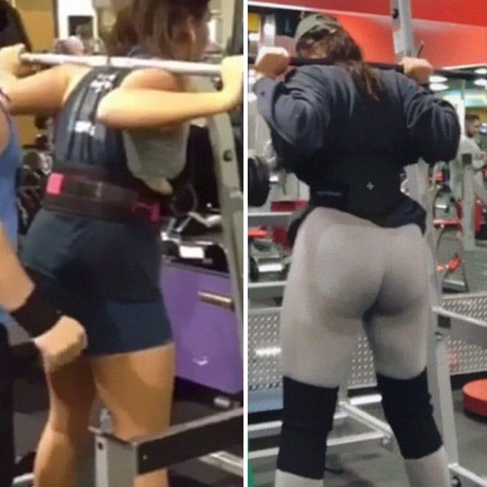 22χρονη που ζύγιζε 137 κιλά αποκάλυψε τι αλλαγή έκαναν 3 χρόνια γυμναστικής στο σώμα της - Εικόνα 6