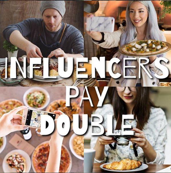 Λος Αντζελες: Παγωτατζής βάζει τους influencers να πληρώνουν τα