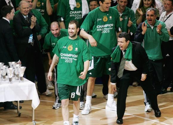 ÓÐÁÍÏÕËÇÓ / ÐÁÍÁÈÇÍÁÉÊÏÓ - ÔÓÓÊÁ (ÔÅËÉÊÏÓ / ÅÕÑÙËÉÃÊÁ 2008 ÖÁÉÍÁË ÖÏÑ 2009) SPANOULIS / PANATHINAIKOS - CSKA (FINAL / EUROLEAGUE 2008 FINAL FOUR 2009)